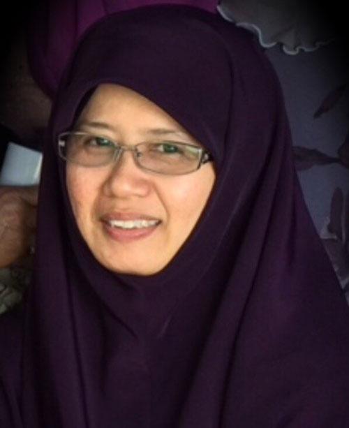 Nor'Azmah Yunus at ICE UBD