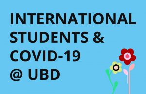Seminar on International Students & Covid-19 at UBD