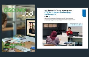 ICE Featured in Discover UBD