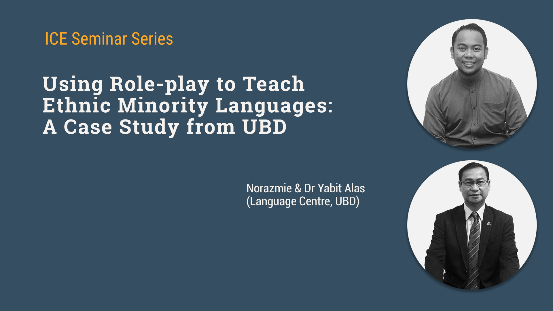 Seminar on Teaching Ethnic Minority Languages